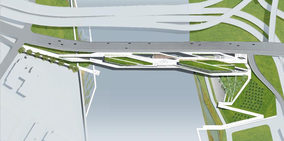 [创意] 华盛顿11街大桥 相遇在高架公园(27P) - 路人@行者 - 路人@行者