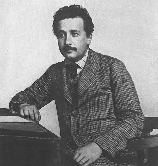 Einstein circa 1905