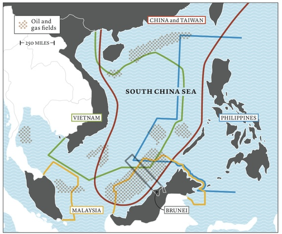 Brunei Silent Claimant in the South China Sea