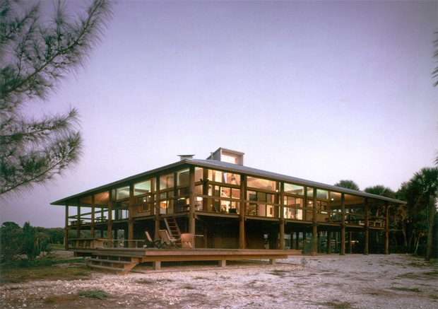 Sarasota through the eyes of one of its most outspoken for Sarasota architectural foundation