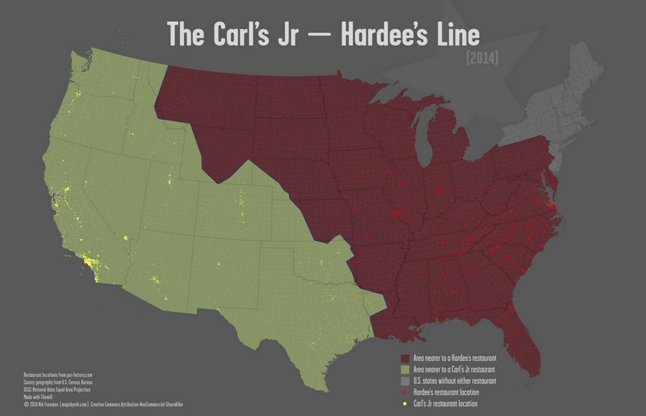 relationship between hardees carls jr
