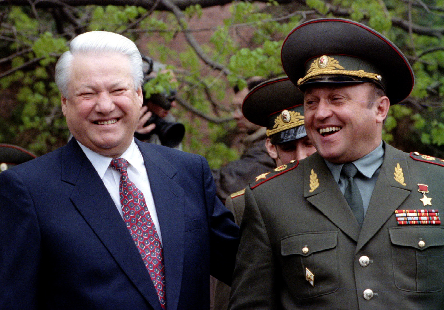 Boris Yeltsin - Wikipedia