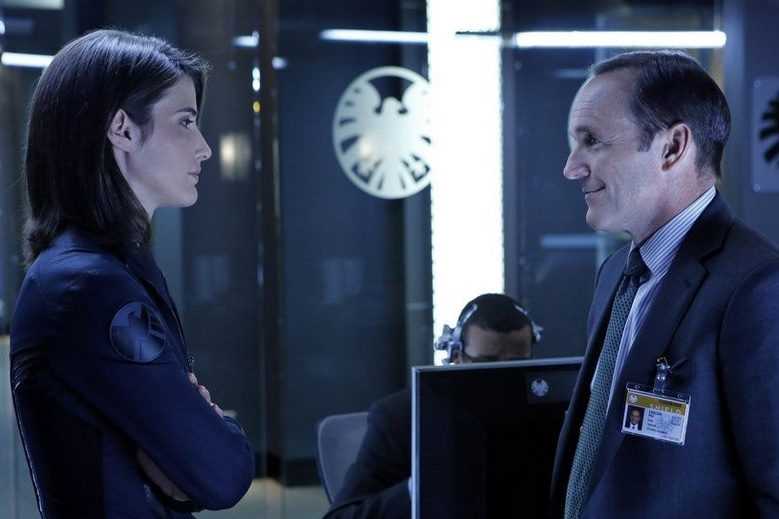 Agents of Shield Cover Agents of Shield Can Marvel
