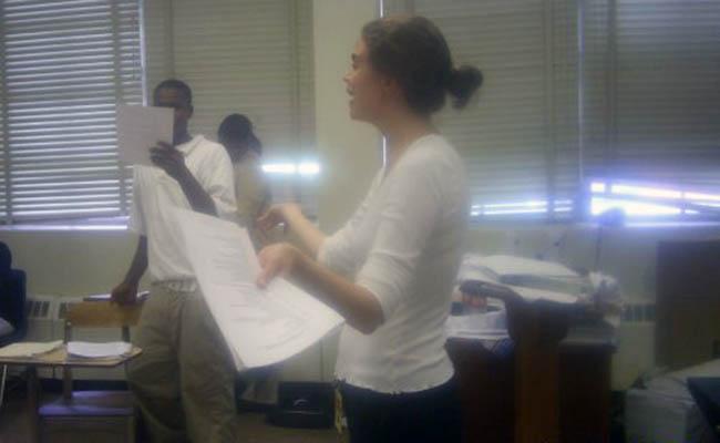 Role model essays Teach for america essay