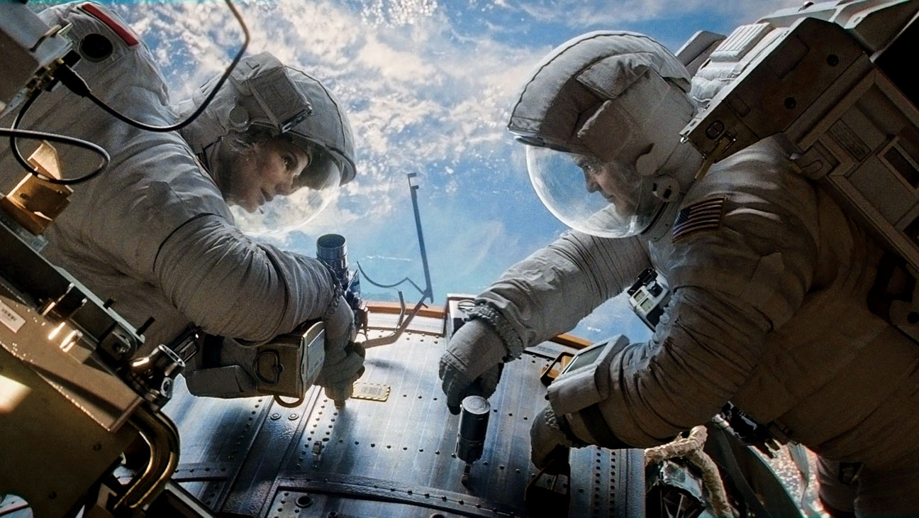 How Realistic Is the Movie Gravity? - The Atlantic