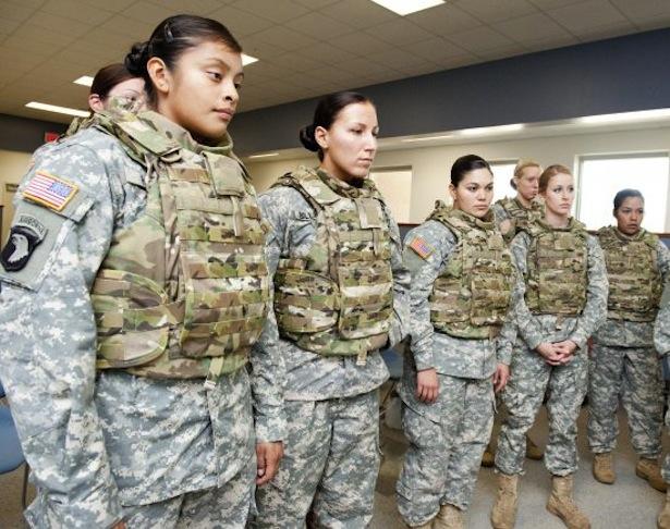 Women in combat essays