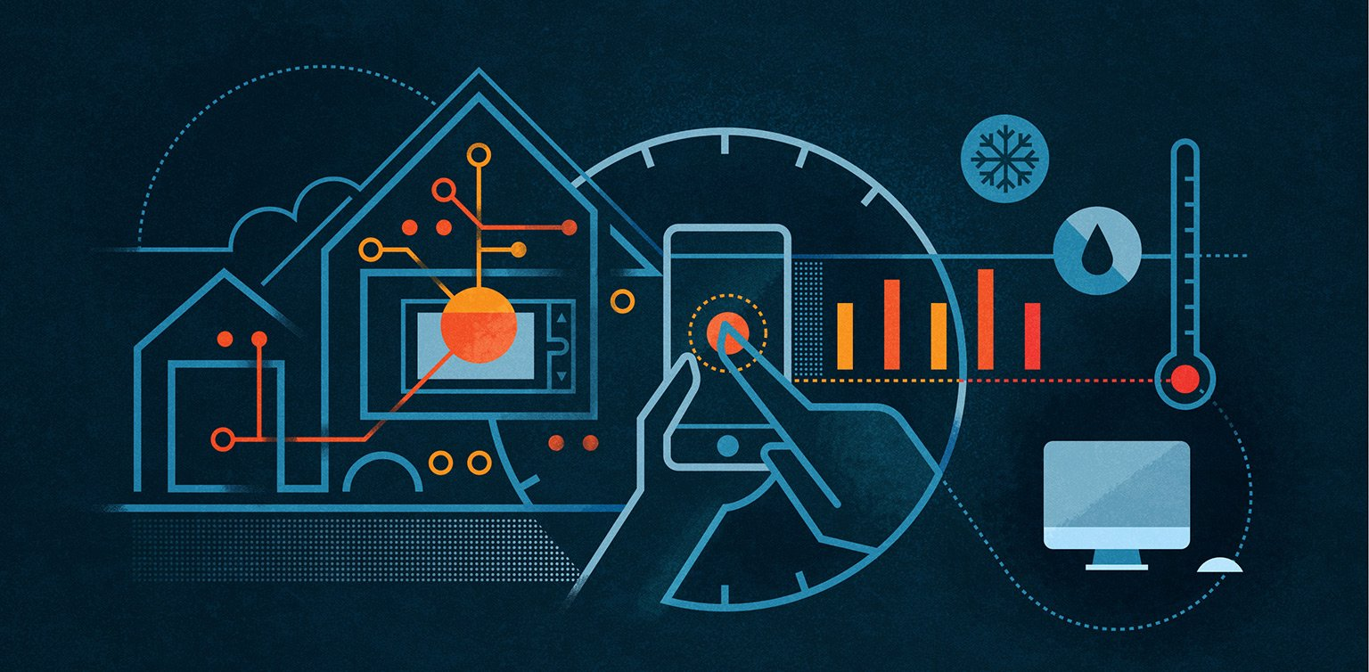 The Simple Truth About Smart-Home Technology - Emerson - The Atlantic ...