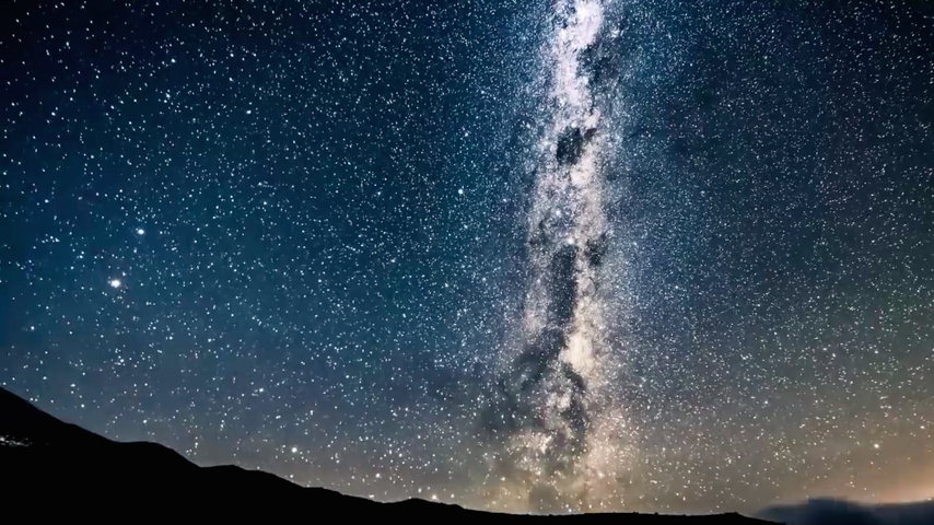 A Time Lapse Of New Zealand S Night Sky The Atlantic