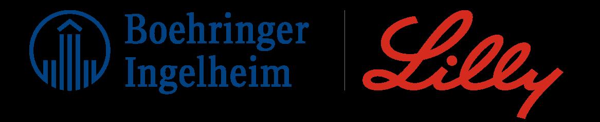 Boehringer Ingelheim and Lilly logo