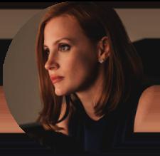 An actress plays a lobbyist