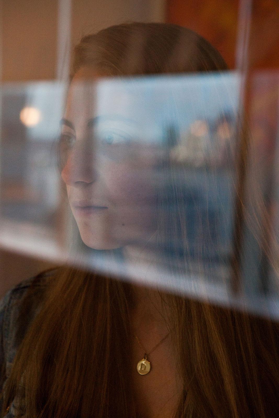 Danielle Mermelstein, member of the JPMorgan Chase Force for Good team