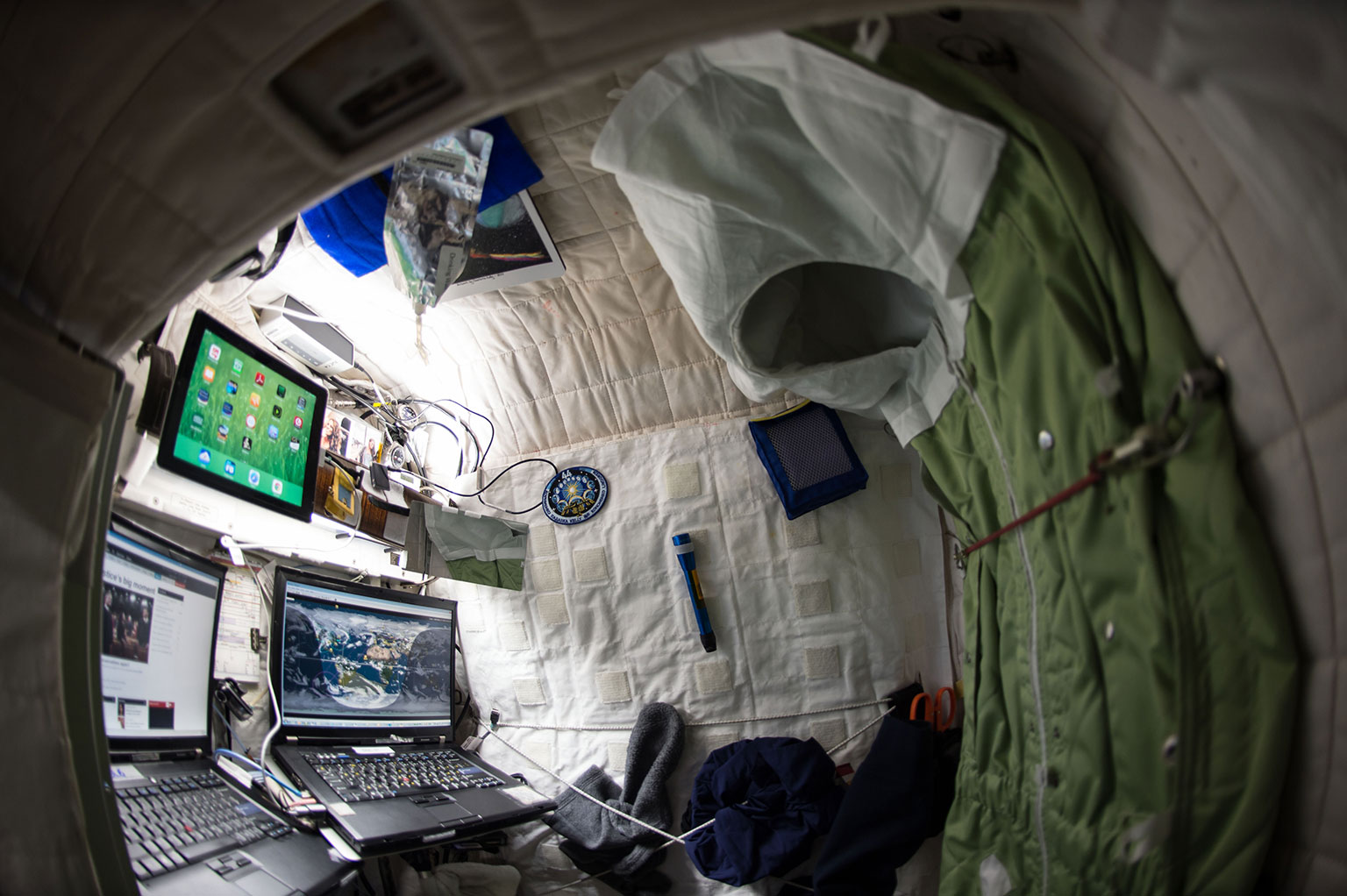 The Living Space : Out There - Boeing - The Atlantic Sponsor Content