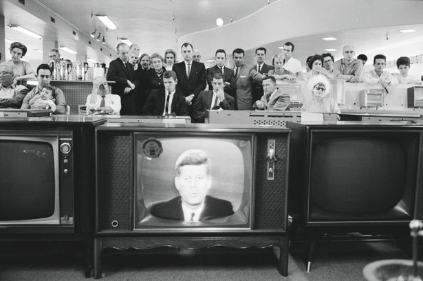 a brief look at the events during the cuban missile crisis Fifty years ago, the cuban missile crisis brought the world to the brink of nuclear  disaster during the standoff, us president john f kennedy thought the.