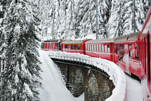 Switzerland To Italy Train Travel Time