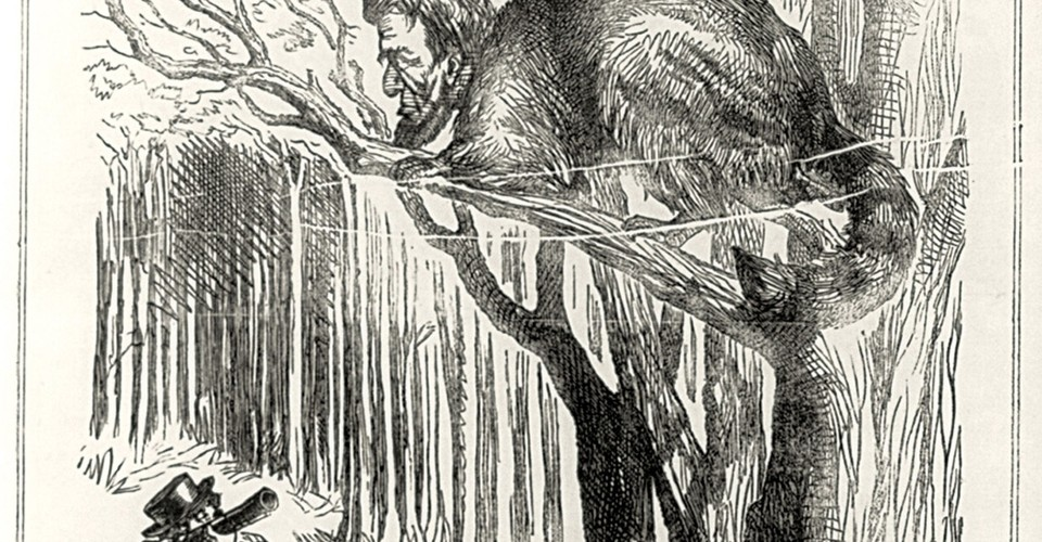Idiot Yahoo Original Gorilla How Lincoln Was Dissed In His