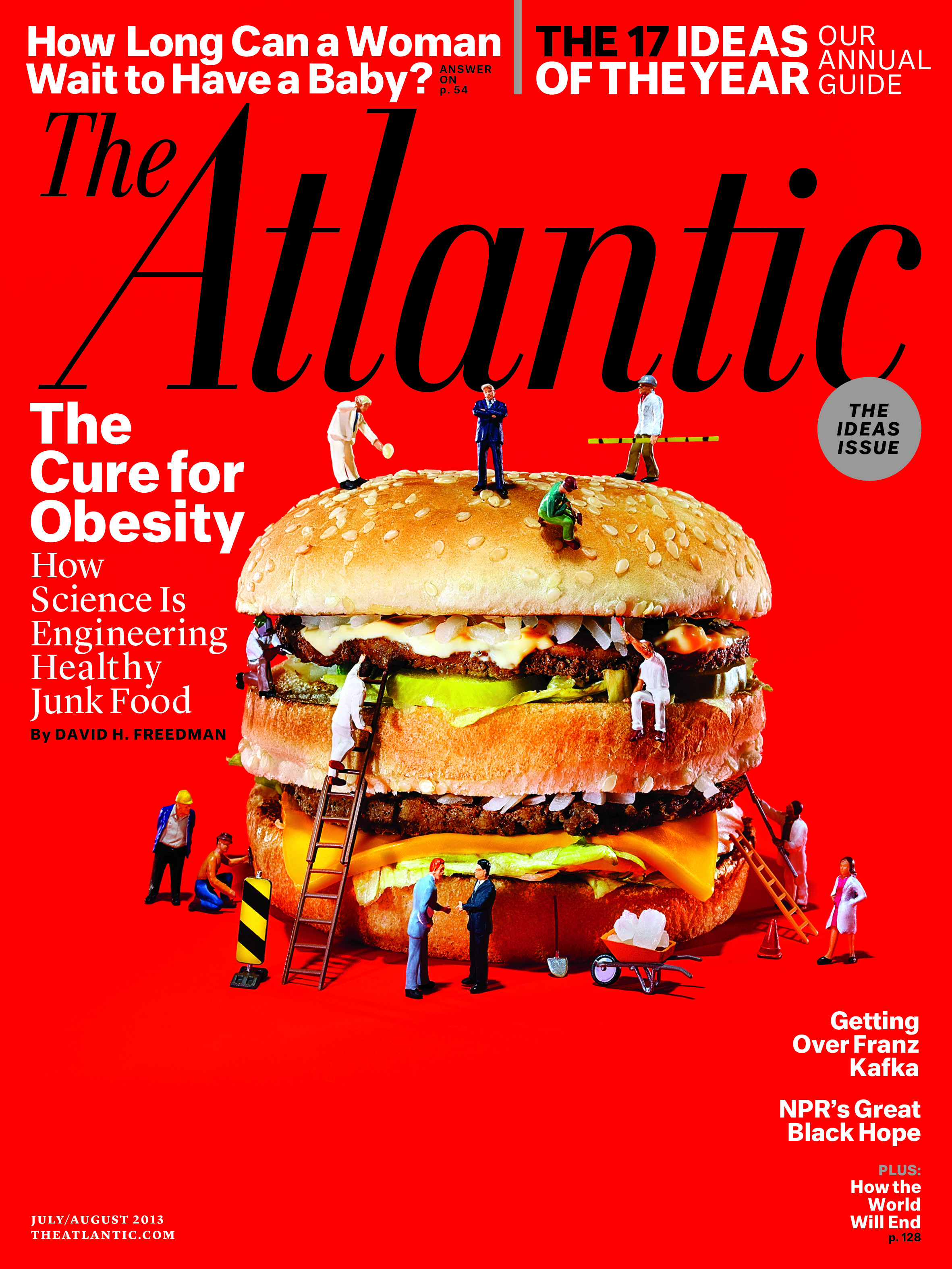 July August 2013 Issue The Atlantic