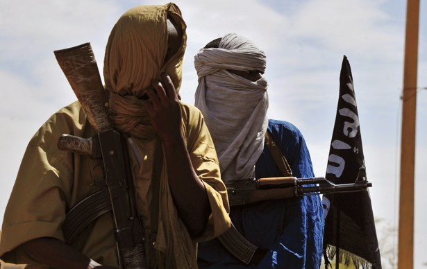 Terrorist Photo: The New Terrorist Training Ground