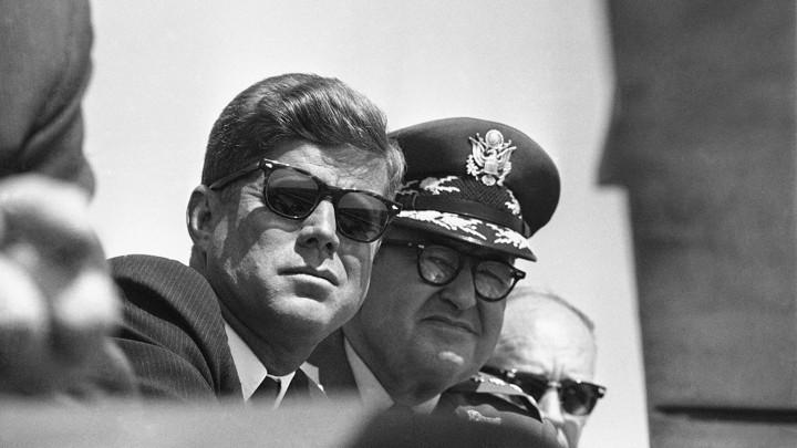 cc03989e1c JFK vs. the Military - The Atlantic