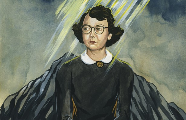 The Passion Of Flannery O Connor The Atlantic