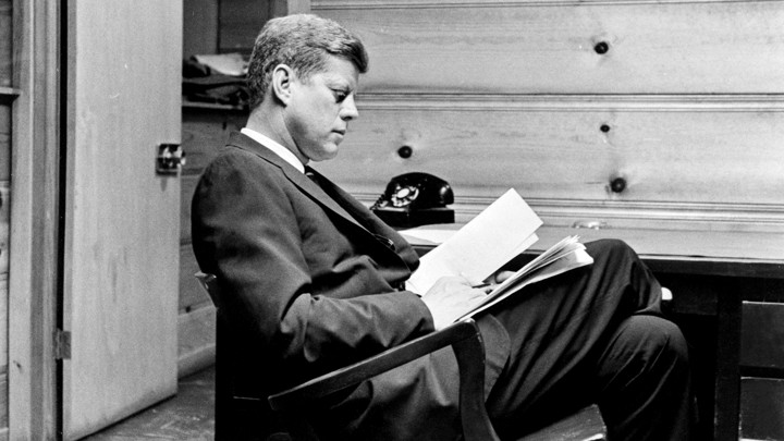 The Legacy of John F  Kennedy - The Atlantic