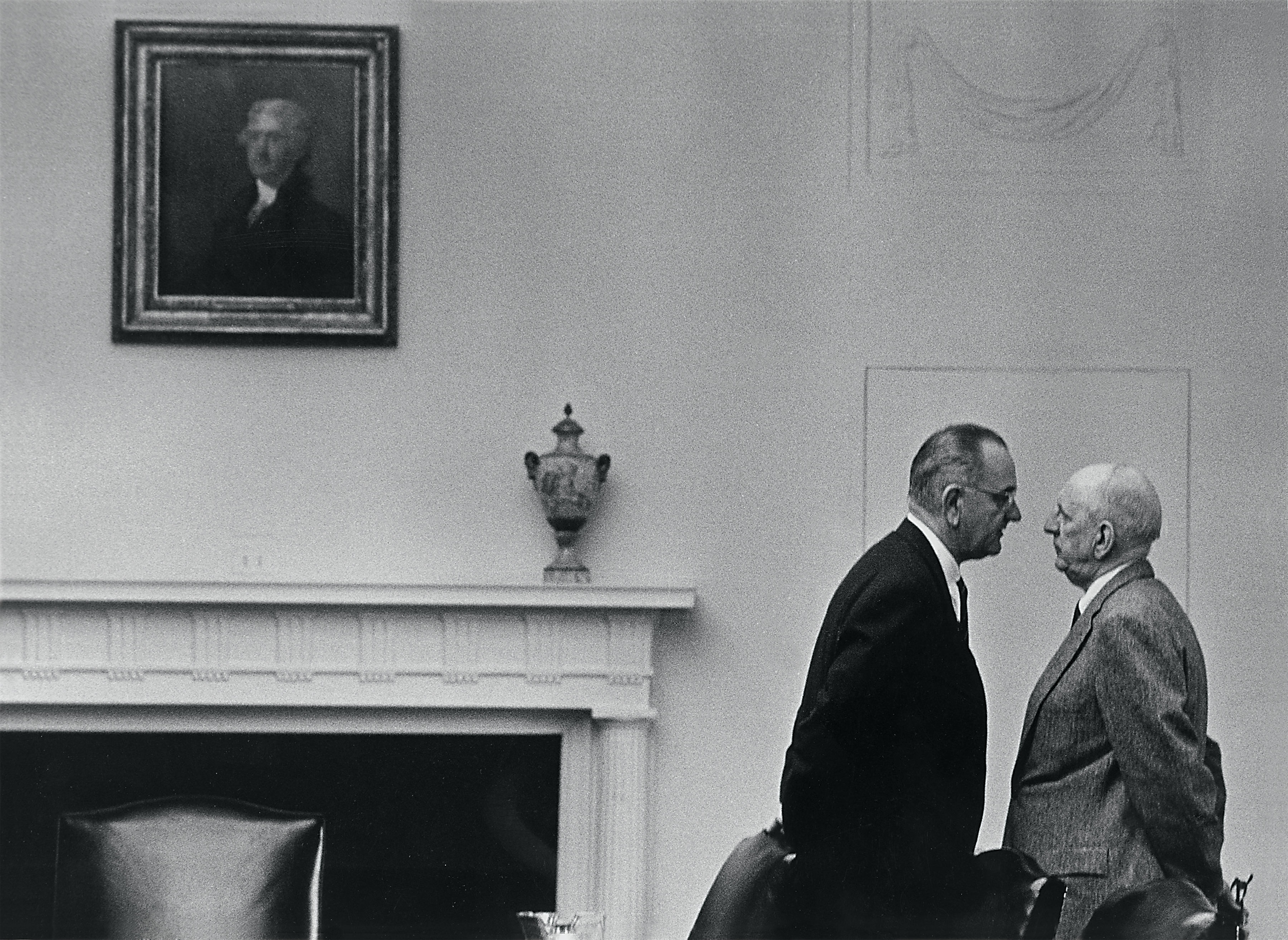 Congress Opens Up Damn Near Entire >> How Lbj Saved The Civil Rights Act The Atlantic