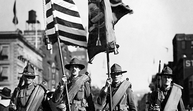 why soldiers went to war james mcpherson