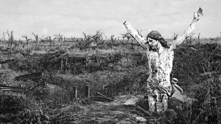 Image result for christ in the trenches