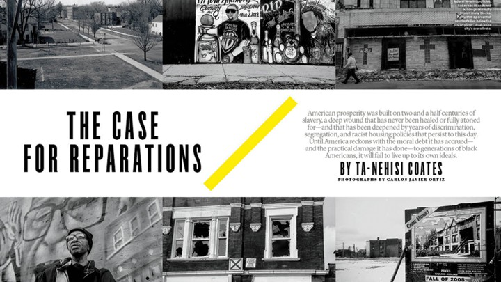 the case for reparations summary