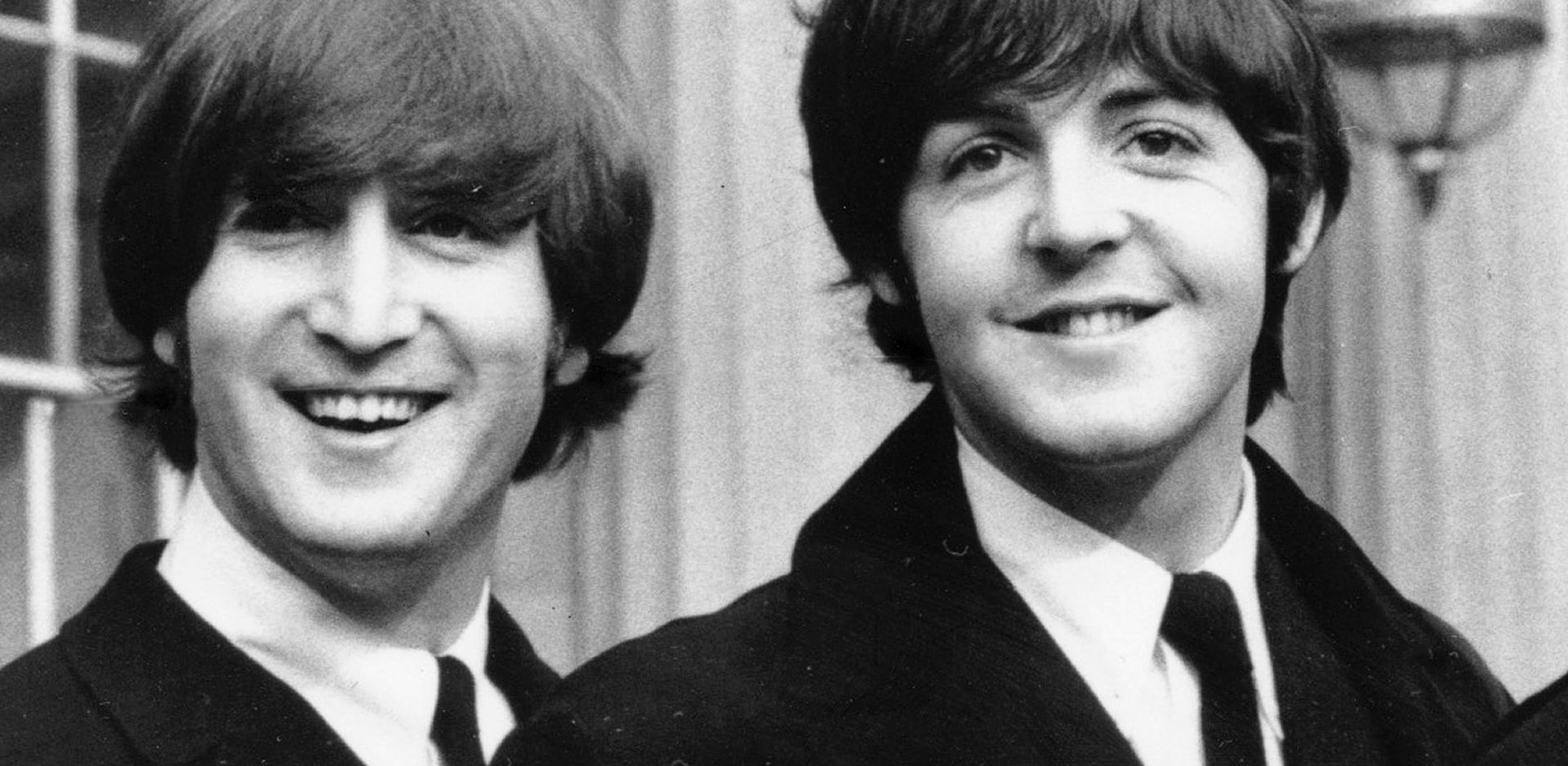 Despite The Mythology Around Idea Of Lone Genius Famous Partnership John Lennon And Paul McCartney Demonstrates Brilliance Creative