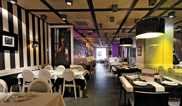 Mafia Restaurants The Atlantic