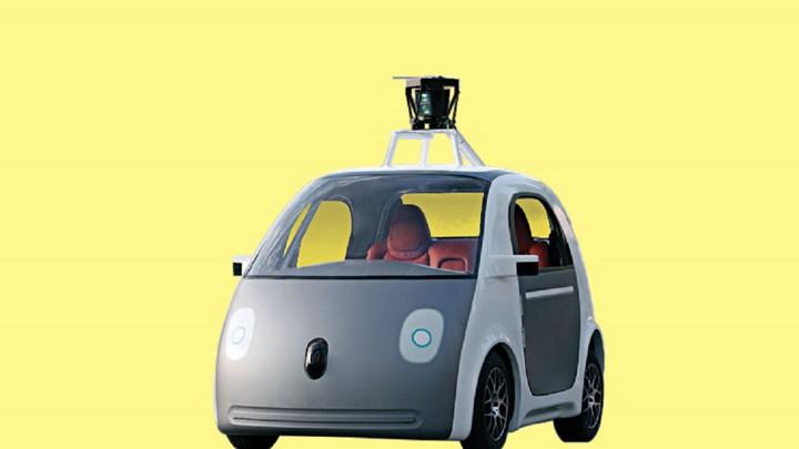 The Secret History Of The Robot Car The Atlantic