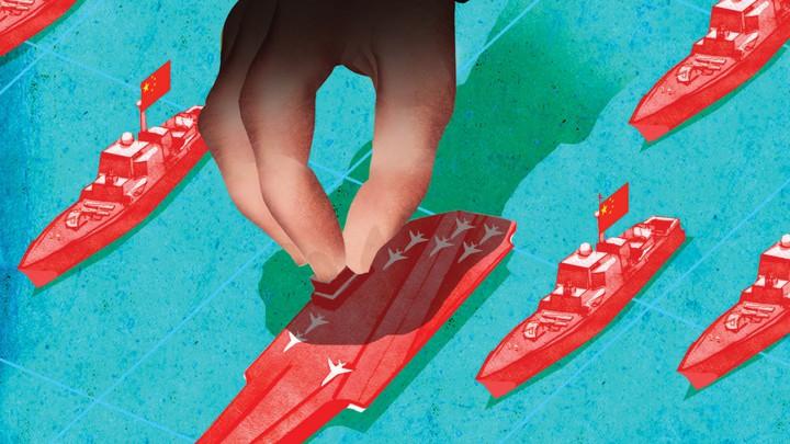 China's Dangerous Game - The Atlantic