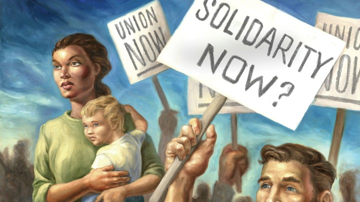 Ours Wont Be As Fierce This Time But >> Why Workers Won T Unite The Atlantic