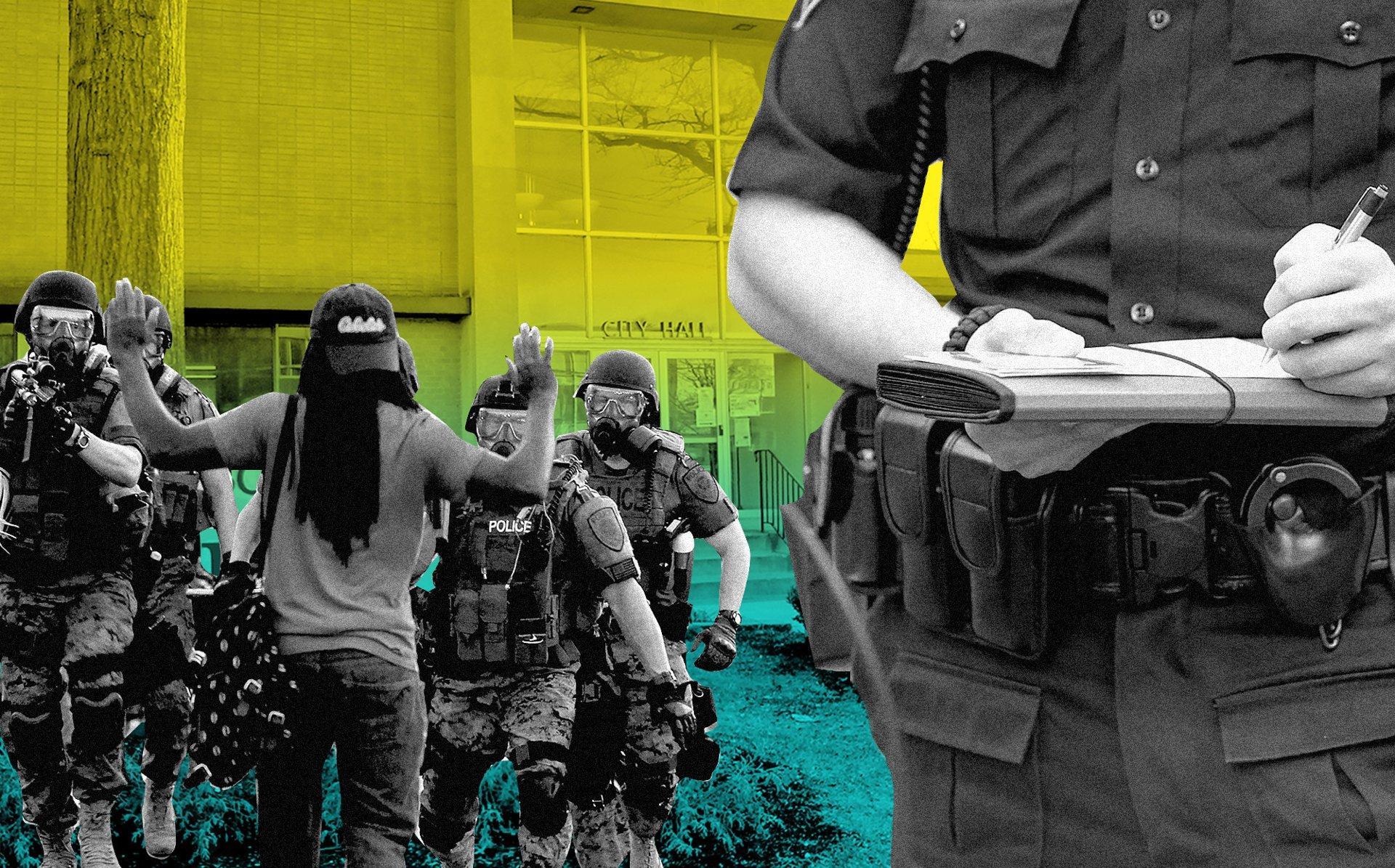 The Economics of Ferguson: Emerson Electric, Municipal Fines