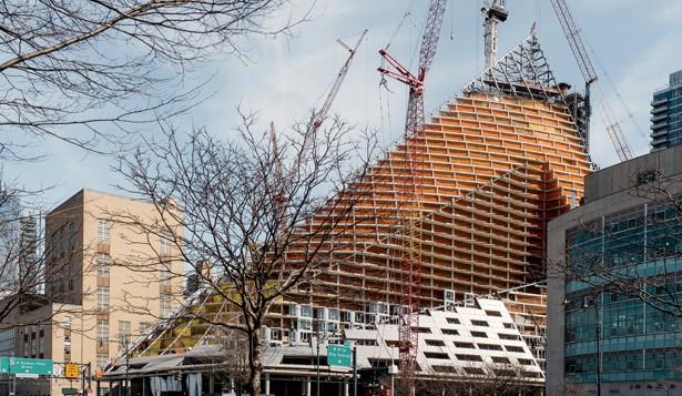 The Great Pyramid Of Manhattan The Atlantic