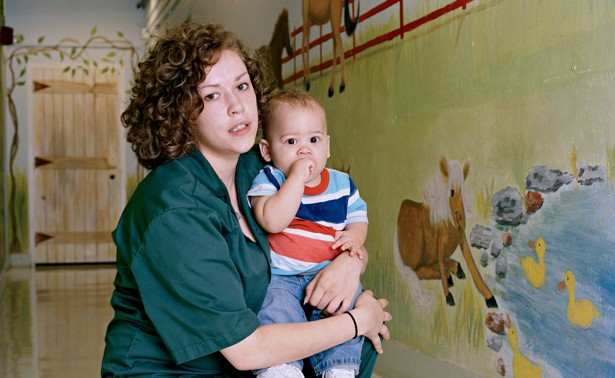 prison nursery programs