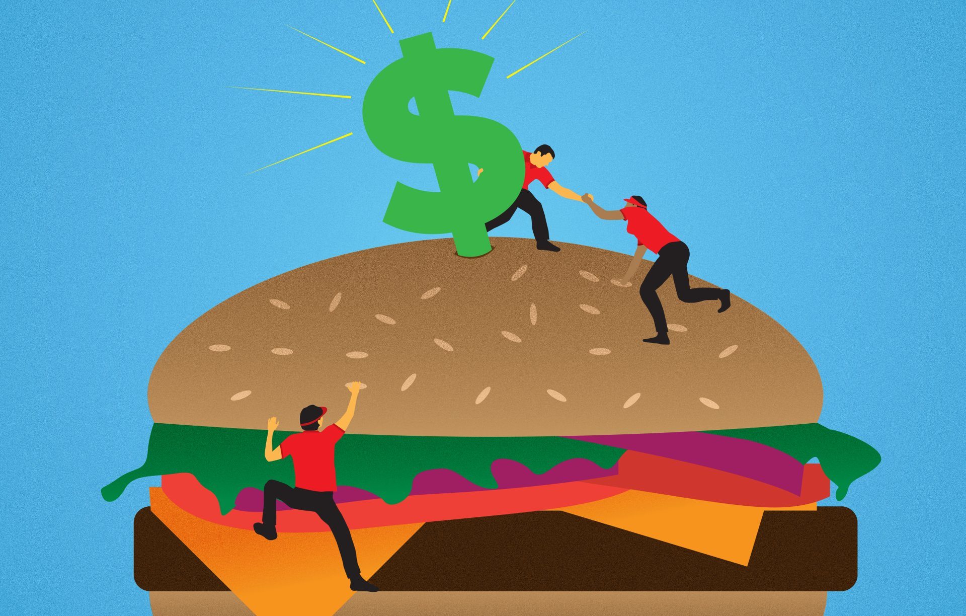 the fight for one organization champions a higher minimum wage most popular