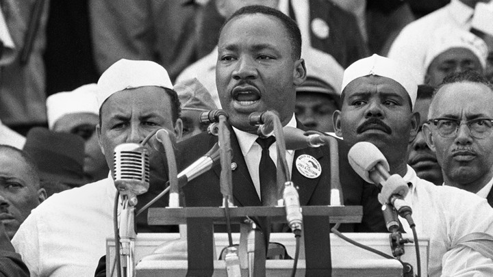how does mlk play a influential role in the civil rights movement?