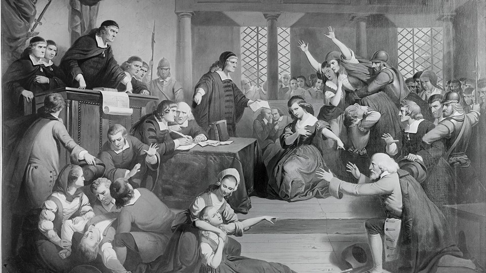 an account of events in the infamous salem witch trials of 1692 The witches: salem, 1692, a history review – what drove the puritans to such hysteria  schiff's account of the most infamous of all witch trials shows, the creatures they imagined in the .