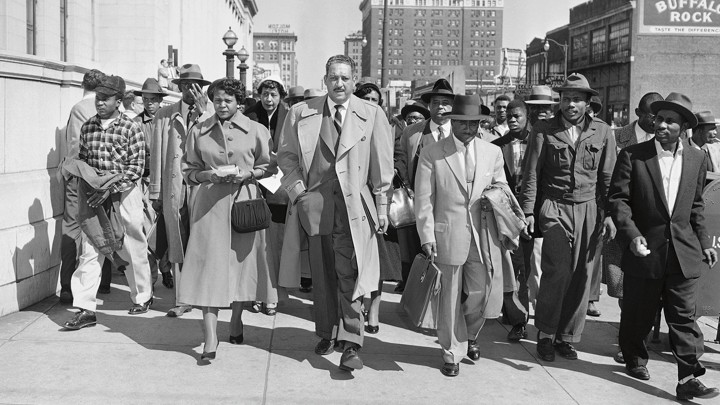 Who Was Thurgood Marshall Before He Became a Judge? - The