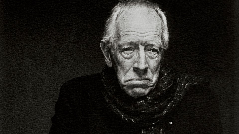 The Career of the Greatest Actor Alive, Max von Sydow - The Atlantic