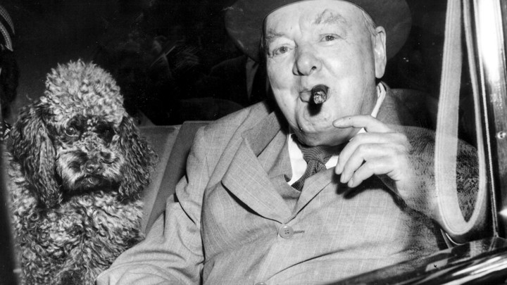 Why Winston Churchill Was So Bad With Money The Atlantic