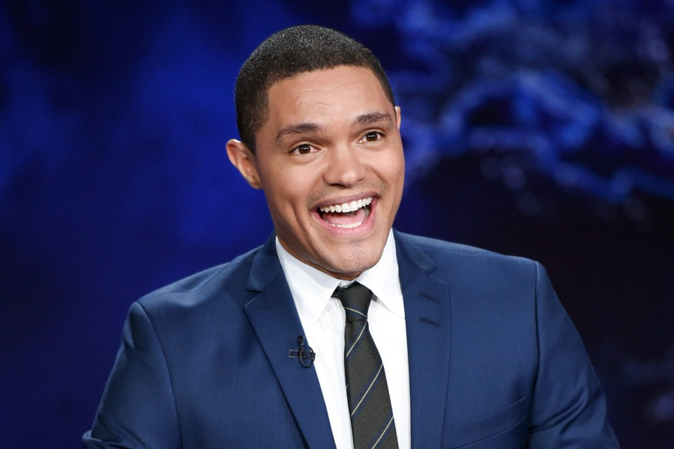 political satire: trevor noah