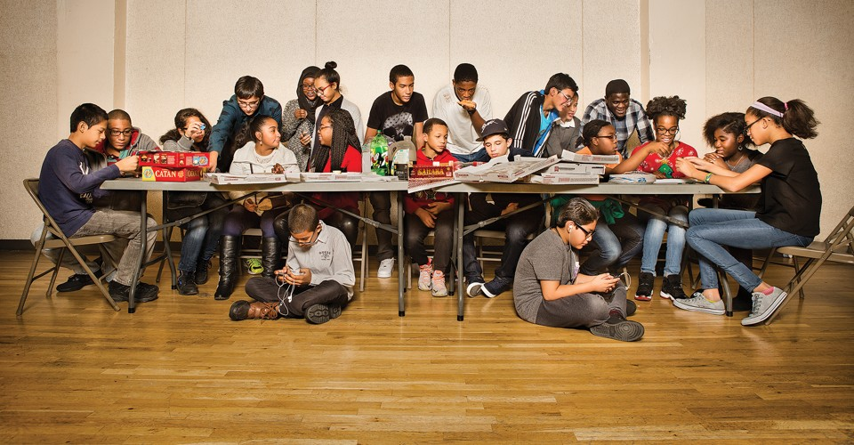 A Group of American Teens Are Excelling at Advanced Math The