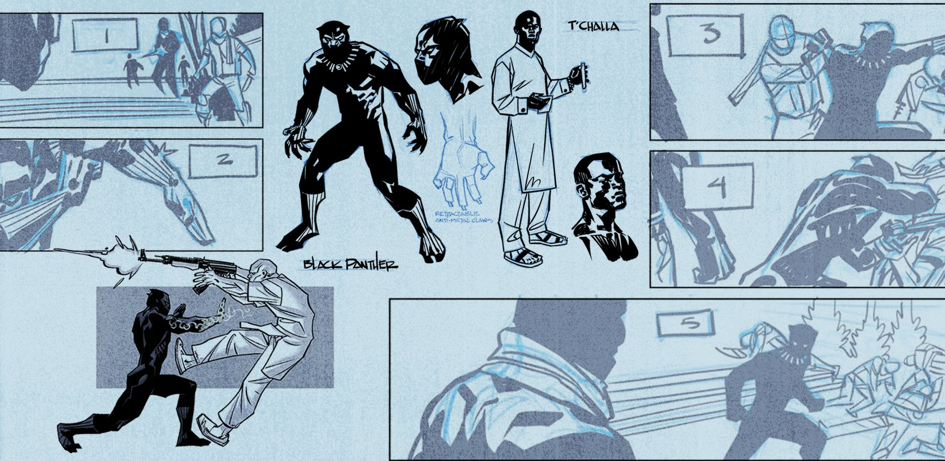 An Exclusive Look at  Black Panther  1  by Ta-Nehisi Coates - The ... 541f04ac81c6