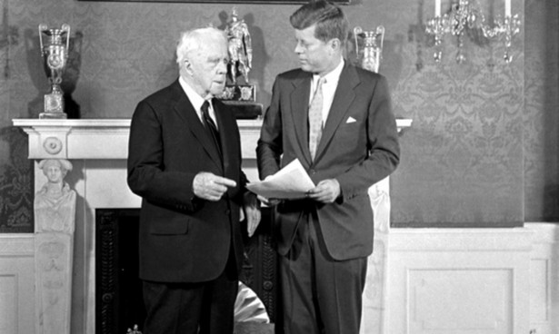 John F Kennedy On Robert Frost And The Purpose Of Poetry