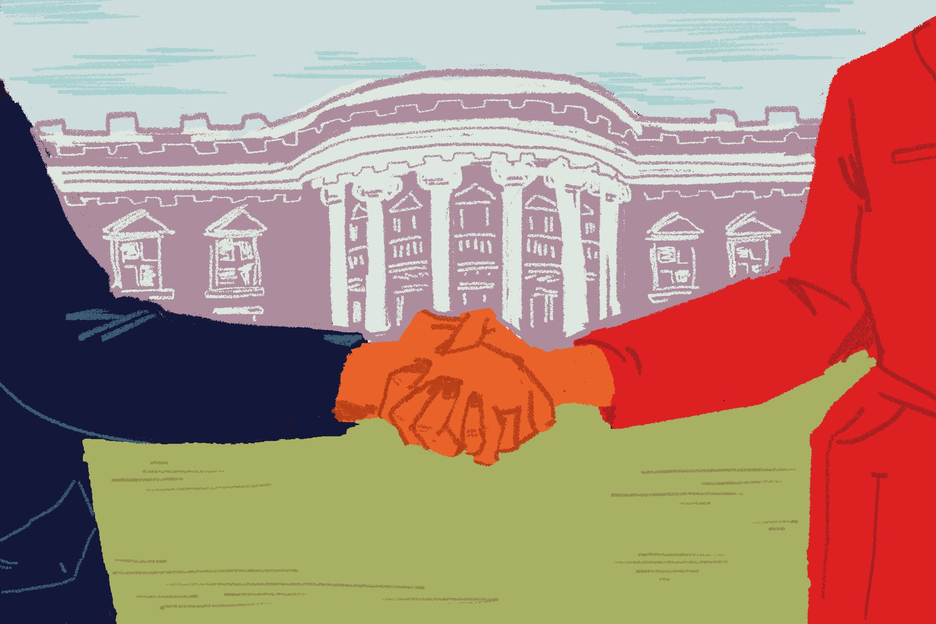 Transition Planning Missing Link >> Inside The Push To Perfect The Presidential Transition The Atlantic
