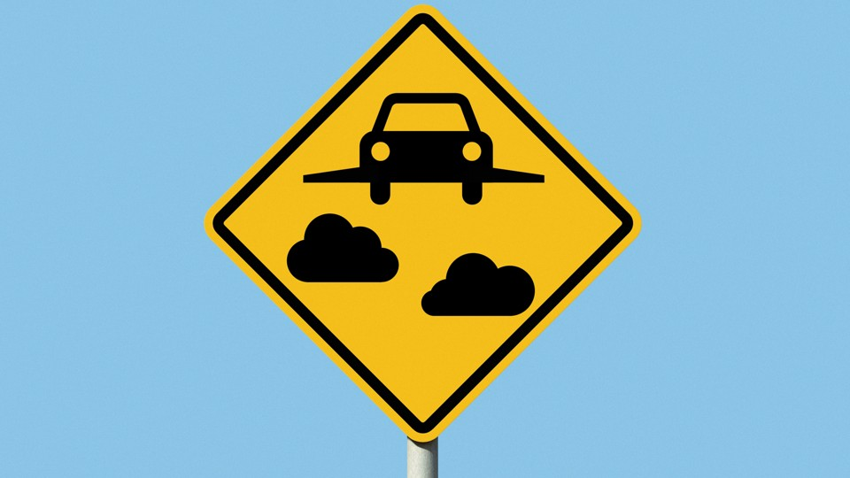 Driverless Cars Flying Cars And The Future Of Transportation - Car sign with namescould always name any car just by looking at it i could never