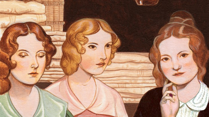 Anne Brontë ile ilgili görsel sonucu