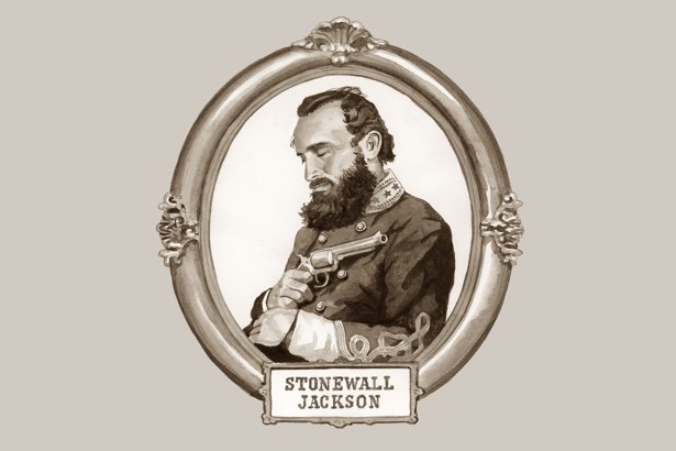 thomas stonewall jackson essay Free stonewall jackson papers, essays, and research papers.